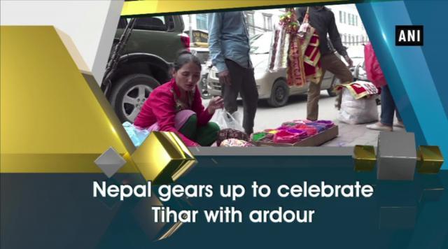 Nepal gears up to celebrate Tihar with ardour