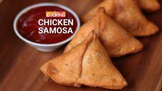 Chicken Samosa