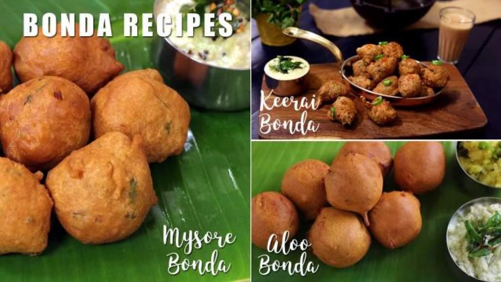 Bonda Recipes