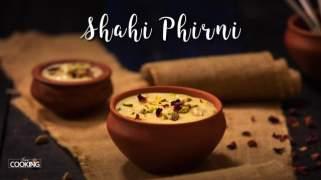 Shahi Phirni