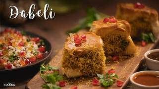 Dabeli Recipe  Tasty Katchi Dabeli Recipe