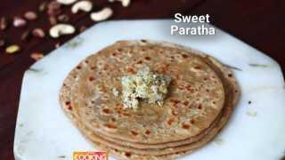 Sweet  Paratha
