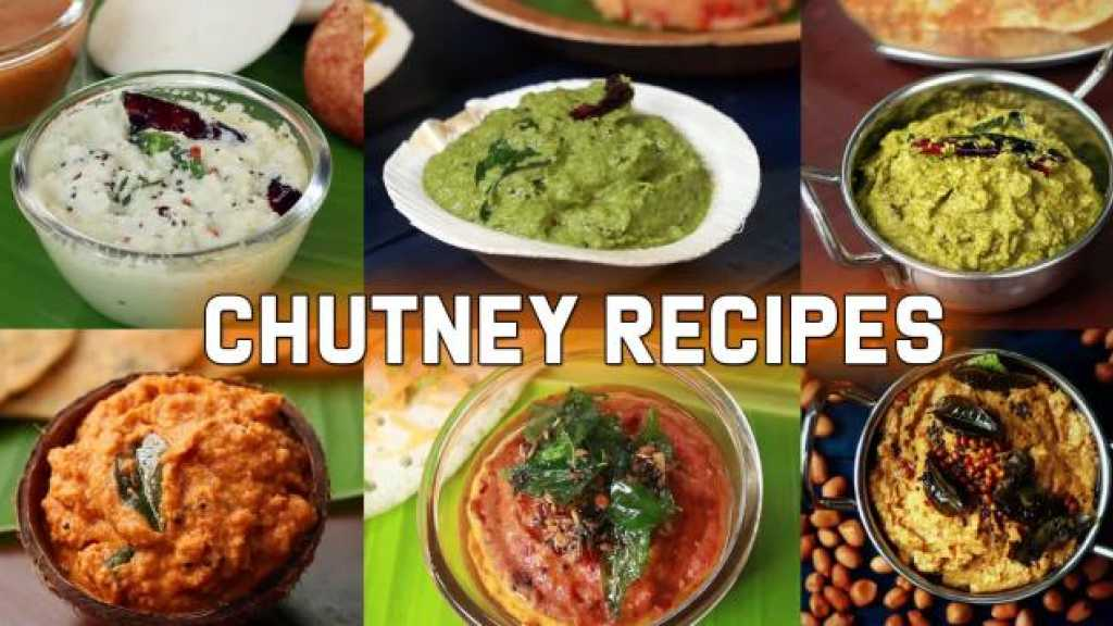 6 Quick and Simple Chutney Recipes