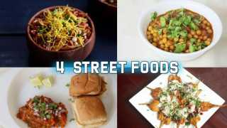 4 Yummy North Indian Street Foods
