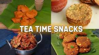 4 Tea-Time Snack Recipes