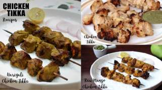 Chicken Tikka Recipes