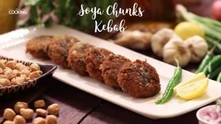 Soya Chunks Kebab  Soyabean Kebab