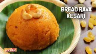 Bread Rava Kesari