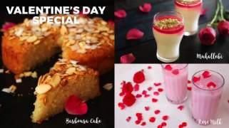 Valentines Day Special Dessert