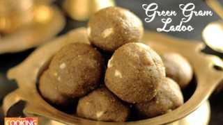 Green Gram Ladoo