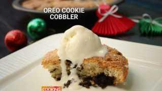 Oreo Cookie Cobbler