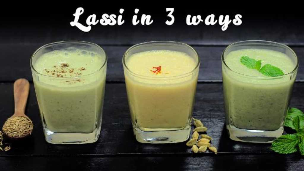 How to Make Lassi In 3 Ways