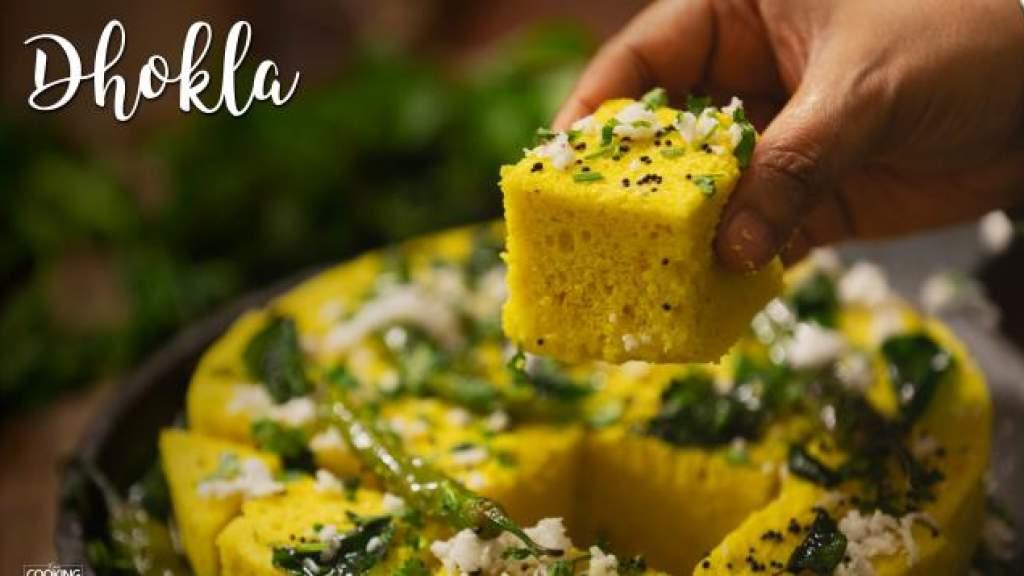 Dhokla  How to Make Soft and Spongy Dhokla