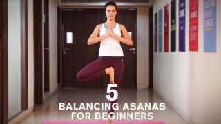5 Best Balancing Asanas for Beginners