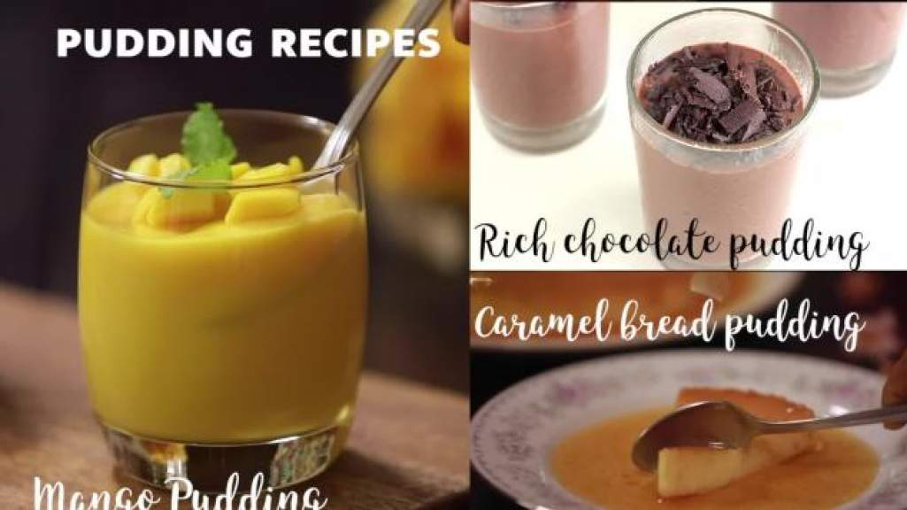 3 Easy and Tasty Pudding Recipes