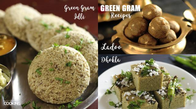 Green Gram Recipes