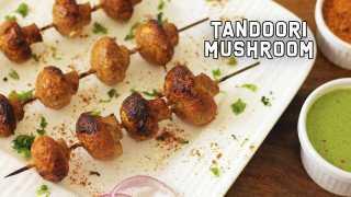 Tandoori Mushroom