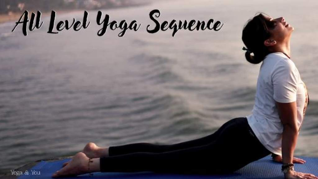 10 Minute Yoga sequence