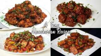 4 Easy Indo-Chinese Veg Manchurian Recipes