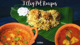 3 Clay Pot Recipes