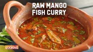 Raw Mango Fish Curry
