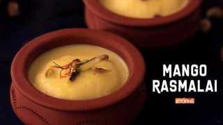 Mango Rasmalai