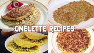 4 Quick and Healthy Omelette Recipe