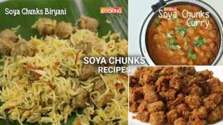 Soya Chunks Recipes