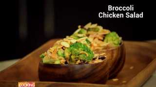 Broccoli & Chicken Salad