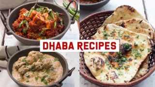 Dhaba Recipes