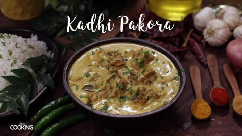 Kadhi Pakora