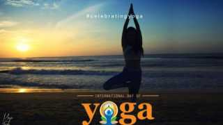Celebrating International Day Of Yoga 2018