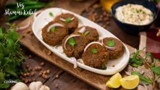 Veg Shammi Kebab