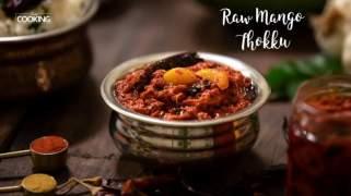 Raw Mango Thokku