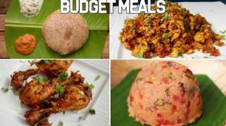 5 Pocket-Friendly Budget Meals