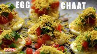 Egg Chaat