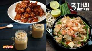 3 Thai Recipes