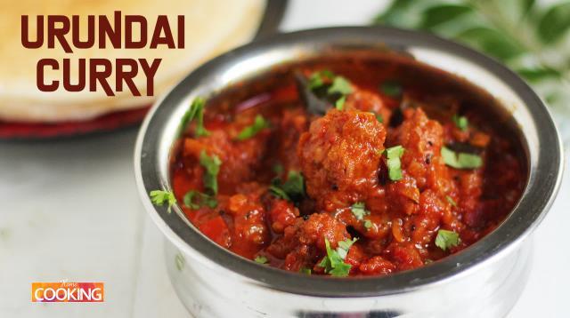 Urundai Curry