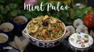 Mint Pulao