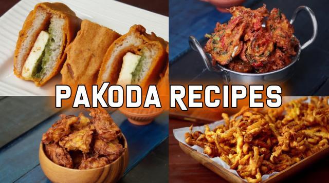 Pakoda Recipes