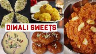 Diwali Sweet Recipes