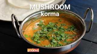 Mushroom Korma