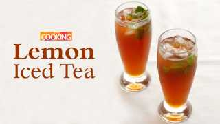 Lemon Iced Tea  Drinks