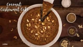 Coconut Cashewnut Cake