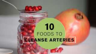 10 Foods to Cleanse Your Arteries