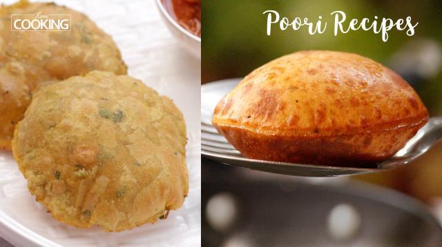 Poori Recipes