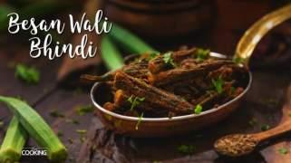 Besan Wali Bhindi