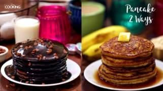 Pancake 2 Ways