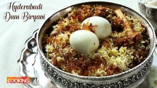 Ramadan Special - Hyderabadi Dum Biryani