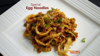 Special Egg Noodles